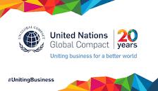 Resultado de imagen para logo uniting business for a better world